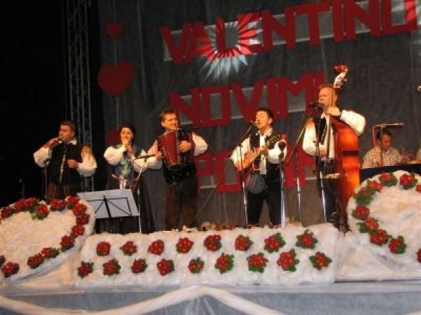 Koncert Novi spomini, 2009