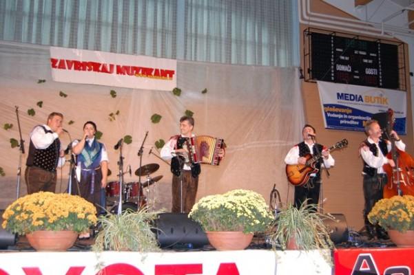 Koncert v Komendi, 11.10.2009